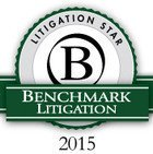 Benchmark Litigation Winner 2015 Sioux Falls