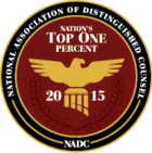 National Association of Distinguished Counsel Sioux Falls